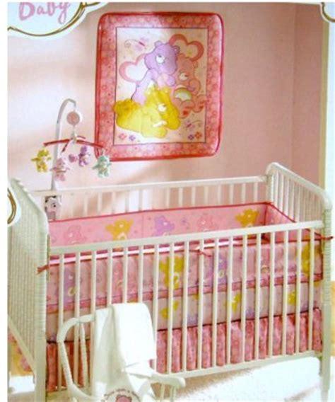 Care Crib Bedding Low Price On Care Bears Crib Bedding Nursery Set New 2008