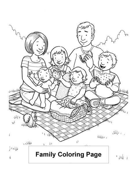 my family coloring pages coloring coloring pages