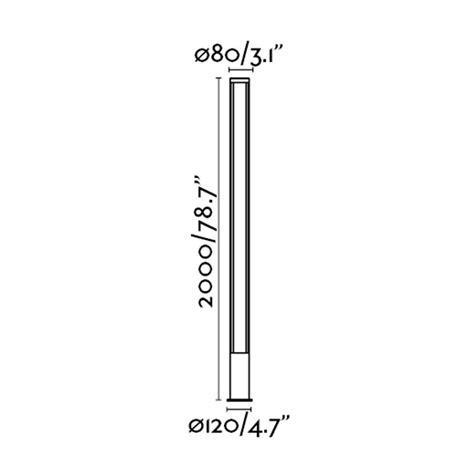 Superbe Ventilateur De Salle De Bain #9: Grop-lampadaire-exterieur-led-75602-faro.jpg