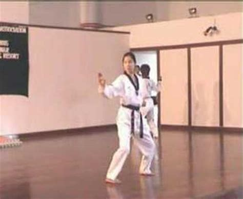 youtube taekwondo pattern 4 koryo youtube