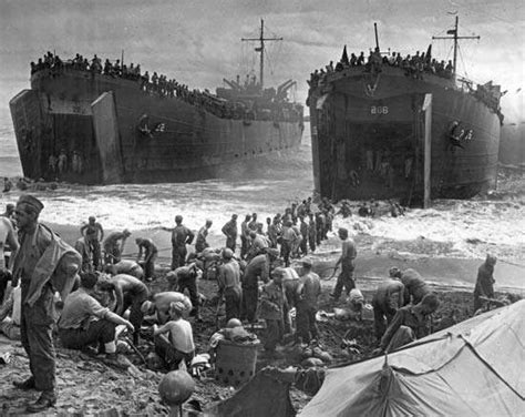 boat landing definition battle of leyte gulf world war ii britannica