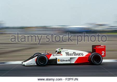 Stefan Stock Porsche by Stefan Johansson In His Mclaren Tag Porsche 1987 Stock