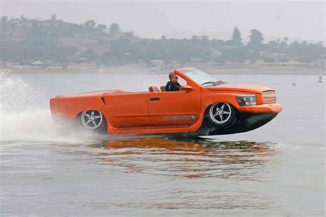 car that is also a boat the car top 10 cars that are also boats by car magazine