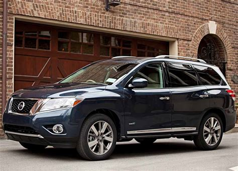 2016 nissan pathfinder new 2016 nissan pathfinder details features model