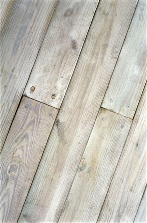 How To Bleach Hard Wood Floors Hunker