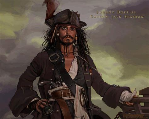 wallpaper keren jack sparrow captain jack sparrow wallpapers wallpaper cave