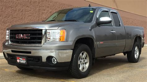 how to work on cars 2007 gmc sierra 1500 electronic valve timing 2007 gmc sierra 1500 slt 4wd 6 0l vortex max package leather extended cab huge value youtube