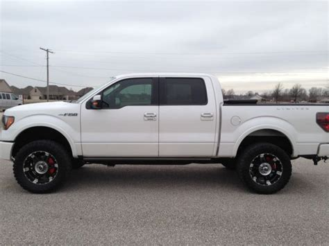 2011 ford f 150 cab ford 2011 f 150 limited crew cab 4x4 lifted below retail