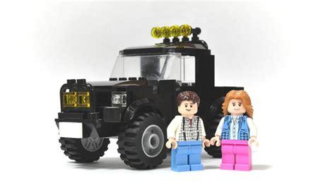 lego cuusoo    future marty  truck