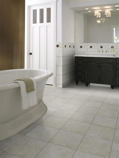 Ceramic Tile Bathroom Floors   Bathroom Design   Choose