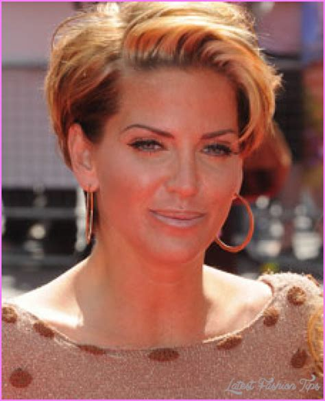 sarah harding hairstyle back view back view women short hair hairstylegalleries com