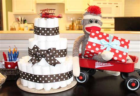 Sock Monkey Baby Shower Ideas by Sock Monkey Baby Shower Ideas Photo 5 Of 14