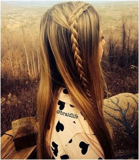 cool straight hair styles diy hairstyles for straight 16 perfect braided hairstyles for women pretty designs