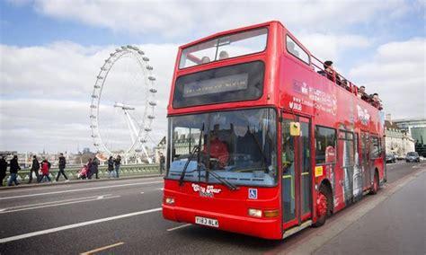 London City Bus Tour: Child £6.50, Adult £14.25 - London ...