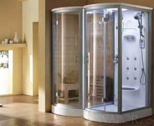 steam shower bath combo private home sauna design ideas beautiful homes design