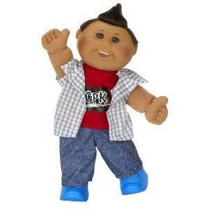 cabbage patch boy 31 best cabbage patch images on