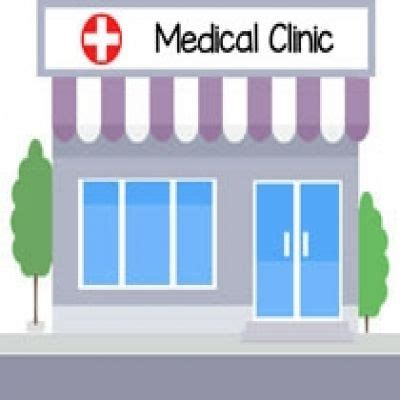 Mall Clipart Health Center Building Free collection
