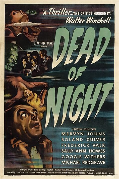 quot let s not talk about movies quot dead of night 1945