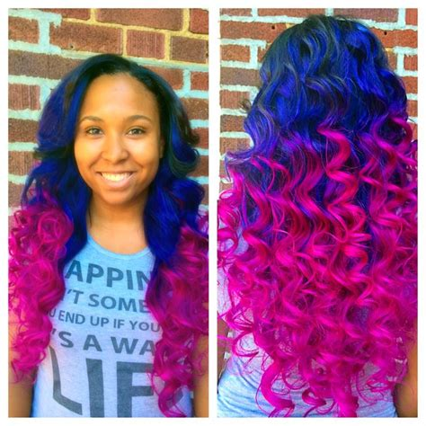 long pink sew in weave 7 best hair images on pinterest hair dos big hair and