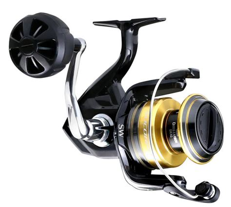 Versus Spinning Reel Glorious 5000 shimano socorro fishing reels sw 8000 or 10000 for sale