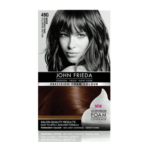 john frieda precision foam 3vr deep cherry brown john frieda hair dye hairstylegalleriescom of hair color