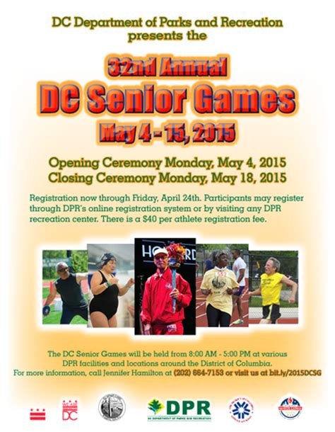 Dc Office Of Aging by D C Office On Aging E News