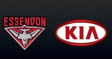 Essendon Kia Kia Kia To See Out Essendon Contract Goauto