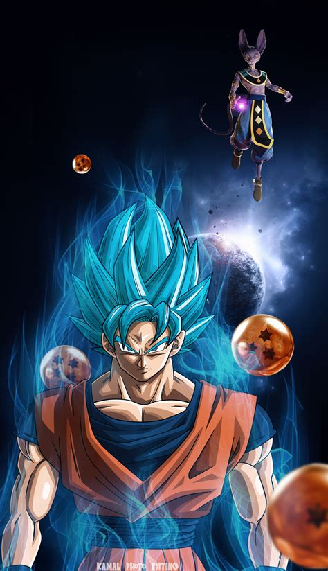 dragon ball super mobile wallpaper dragon ball super iphone wallpaper icon wallpaper hd