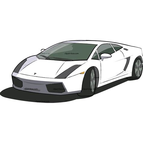 cartoon lamborghini lamborghini aventador cartoon clip art cliparts