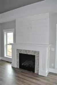 Shiplap Mantle 17 Best Ideas About Shiplap Fireplace On