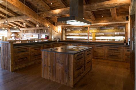 location de mat駻iel de cuisine chalet luxe grand bornand louer luxueux chalet