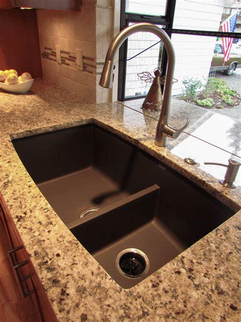 blanco granite kitchen sinks quick trip charlotte nc blanco silgranit natural granite