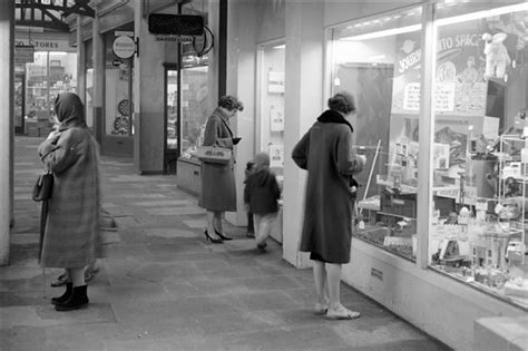 mansfield rubber st handley arcade in days by shops and retail