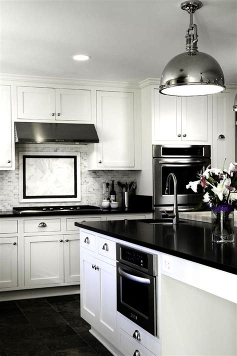 white and black kitchens 2017 grasscloth wallpaper
