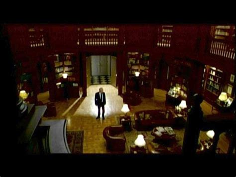 black library this library from meet joe black was actually a set that