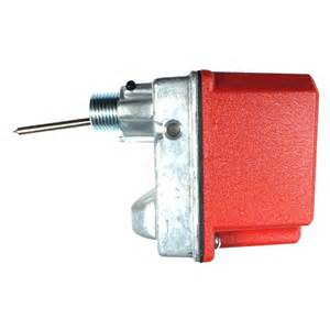Outdoor Butterfly Lights - tamper switch for butterfly valves or post indicator valves by system sensor