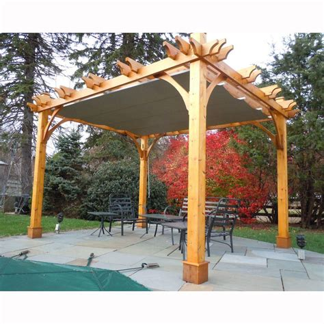 home depot pergola interesting home depot outdoor pergola