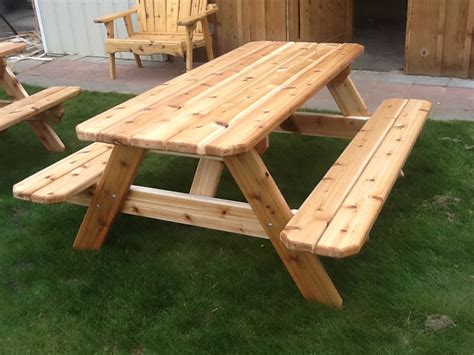 make a picnic table online woodworking plans