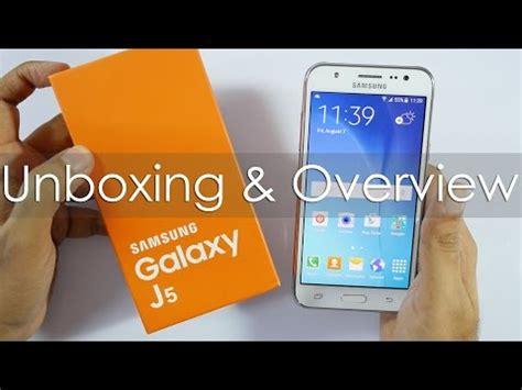 Harga Samsung J5 Unboxing harga samsung galaxy j5 2015 murah indonesia