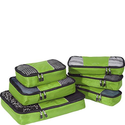 Ebags Packing Cubes 6pc Value Set ebags packing cubes 6pc value set ebags