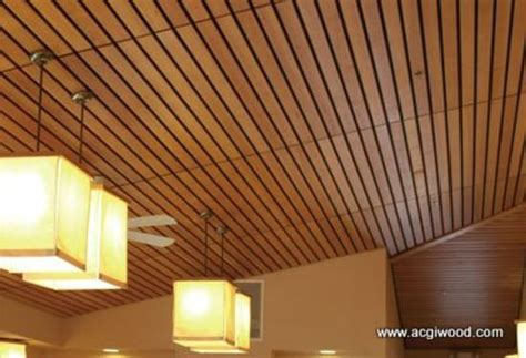 Wood Ceiling Systems by Wood Ceiling Products Gallery Architectural Components