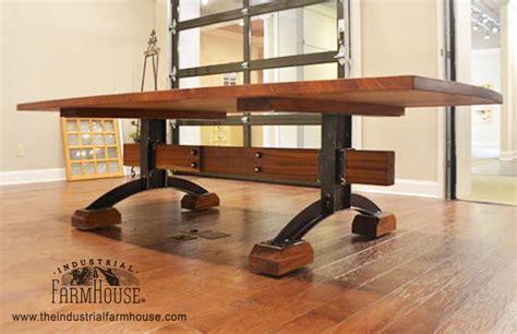 bar height farmhouse table industrial farmhouse bar height kitchen table the