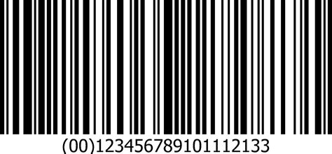 sample barcode images international barcodes