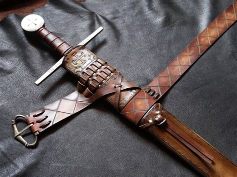 Handmade Decorative - dbk custom swords handmade historical custom scabbards