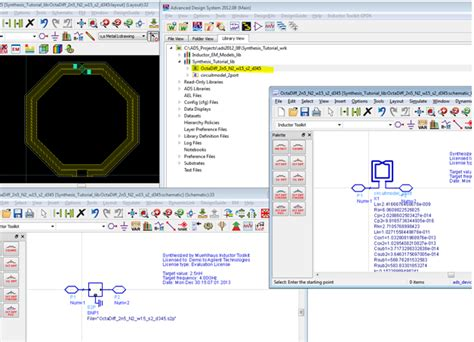 inductor ads inductor simulation ads 28 images dr m 252 hlhaus consulting software gmbh 187 inductor em