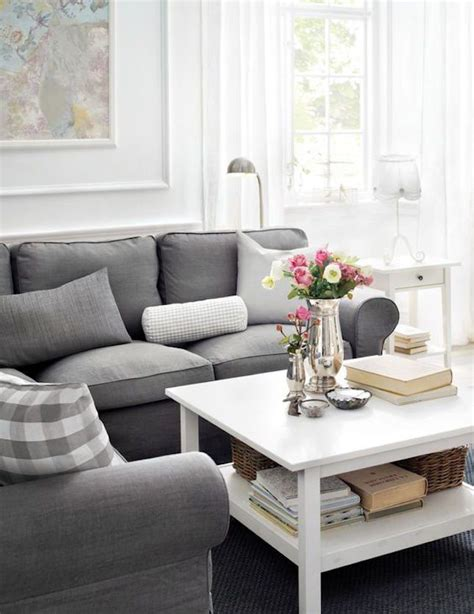 ikea small living room 14 surprisingly chic ikea living rooms living rooms