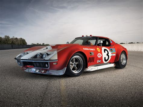 chevrolet supercar 1968 chevrolet corvette stingray l88 racecar chevrolet