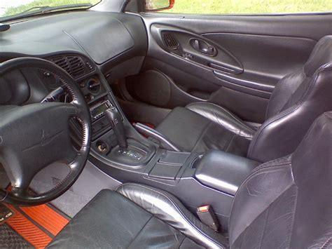 Mitsubishi Eclipse 1999 Interior by 1999 Mitsubishi Eclipse Interior Pictures Cargurus