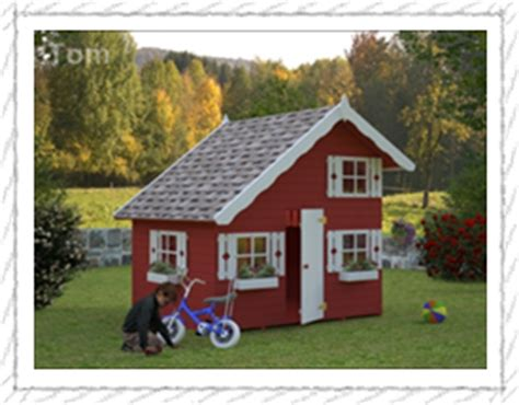 Woodpecker Log Cabin by Wooden Playhouses For Woodpecker Log Cabins
