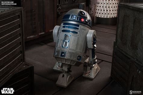 Wars R2 D2 Starring In The Cutest Mailbox by Wars R2 D2 Deluxe Sixth Scale Figure By Sideshow